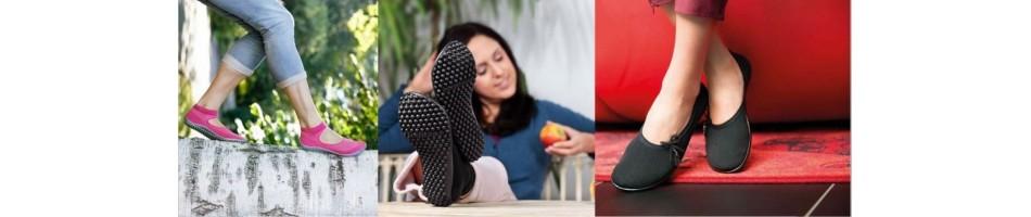 Chaussures minimalistes femmes
