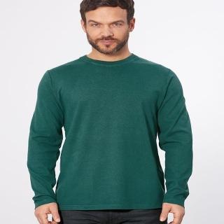 Vous aimez ce pull vert en chanvre et vous faites du S ou du L ? Il est soldé sur notre site ! Profitez-en !⠀ https://buff.ly/3iIVdkw